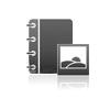 Création des pages d'album photos pour site e-commerce