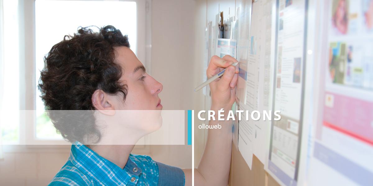 Nos créations digitales