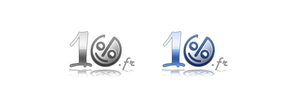 Création du logo web 10%
