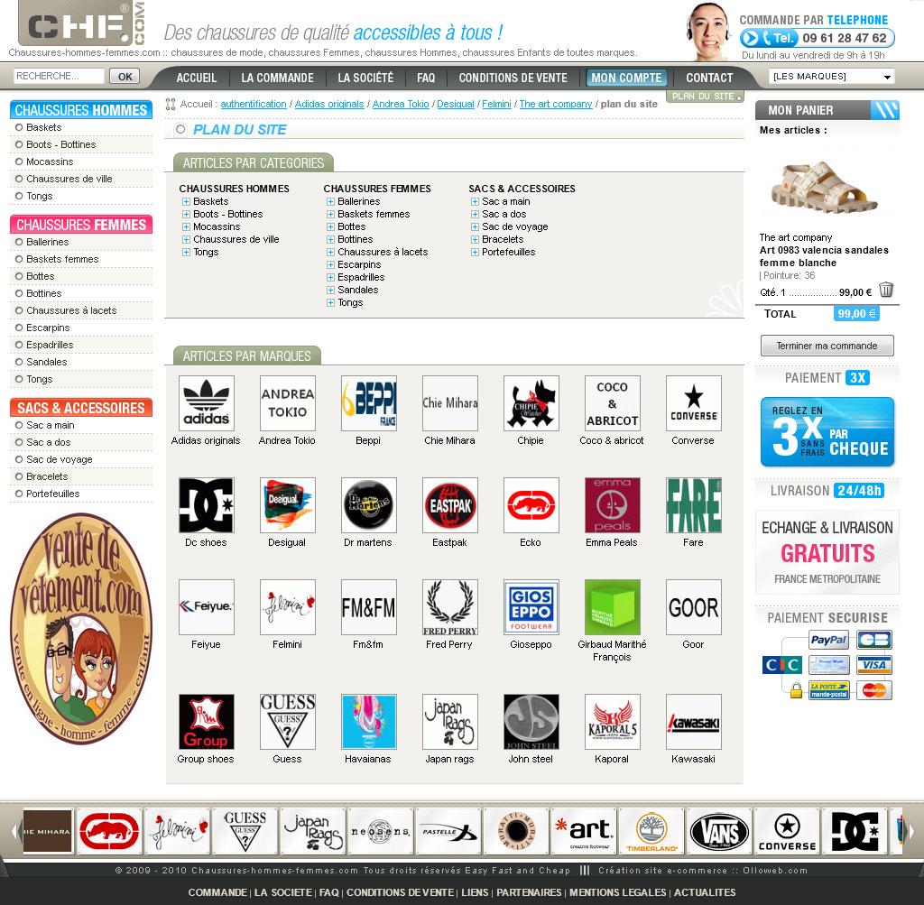 08f8c7e9806 site de chaussure de marque