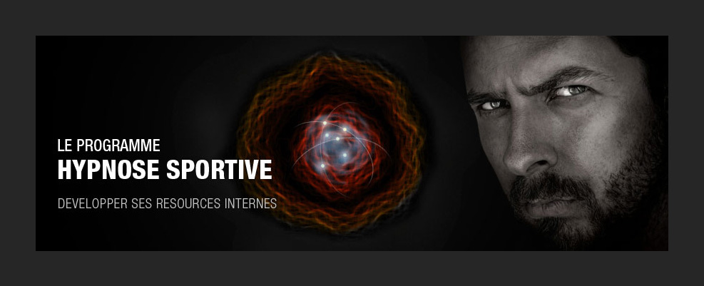 Création graphique et montage photo de coach hypnose