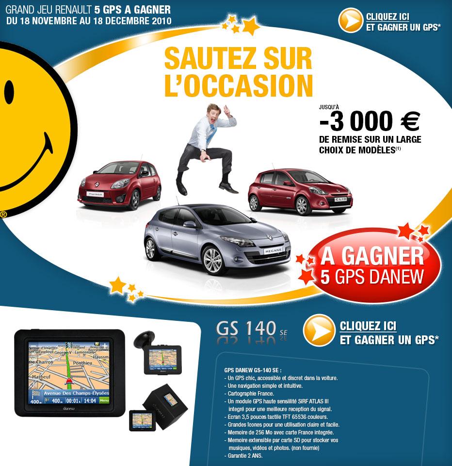 Création graphique pour le jeu GPS