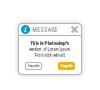 Production d'un module pour l'affichage des messages.