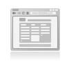 Formulaire de demande d'informations de site e-commerce