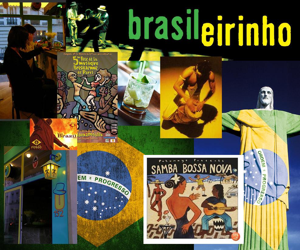 Quelques éléments d'inspiration sur le Brésil