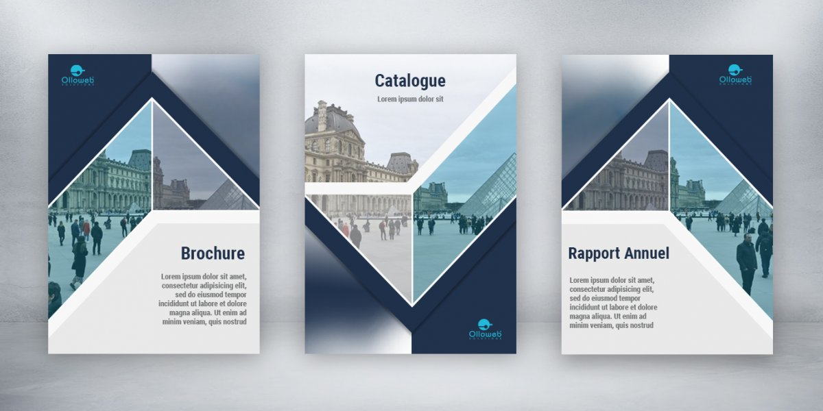 Brochure et catalogue