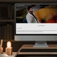 Création d'un site WordPress d'Artiste