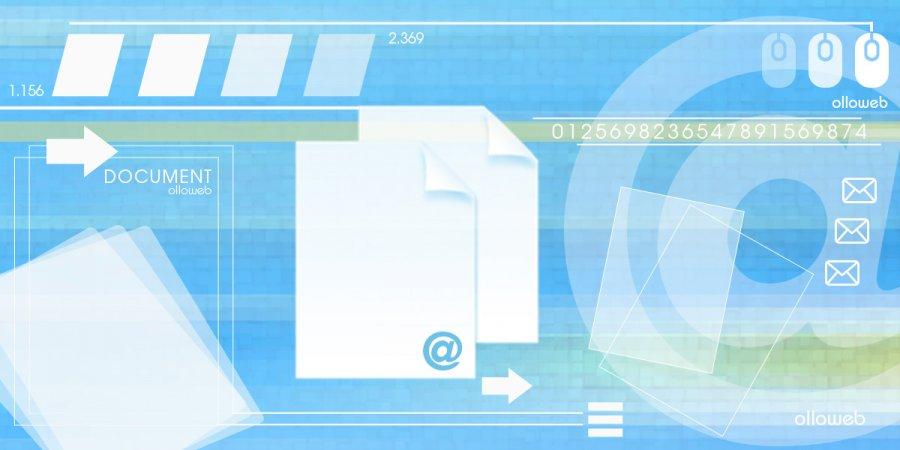 Création d'emailing de document