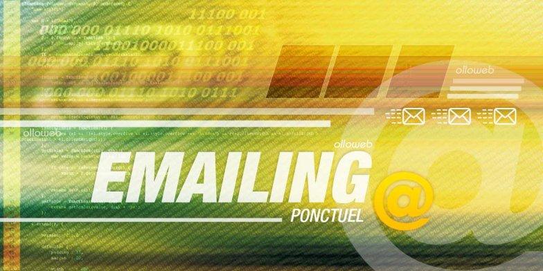 Création d'emailing original