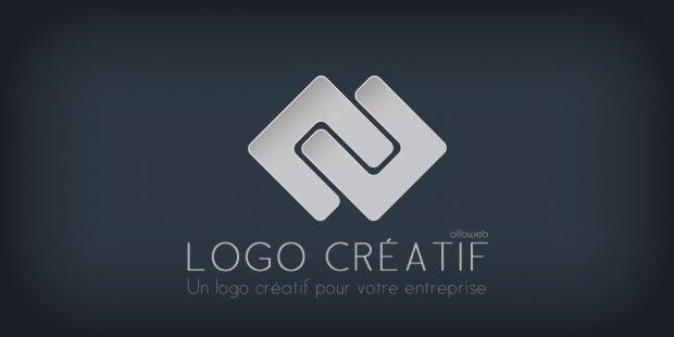 Création de logo créatif