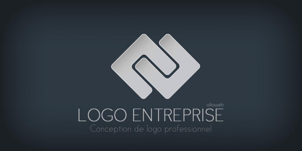 Création de logo pro pour entreprise