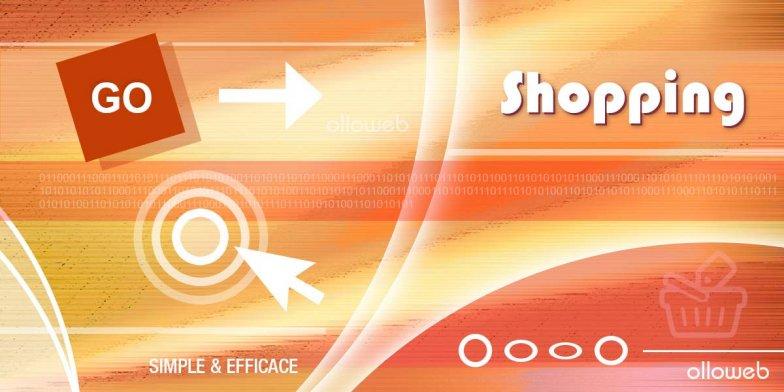 Un site e-commerce simple