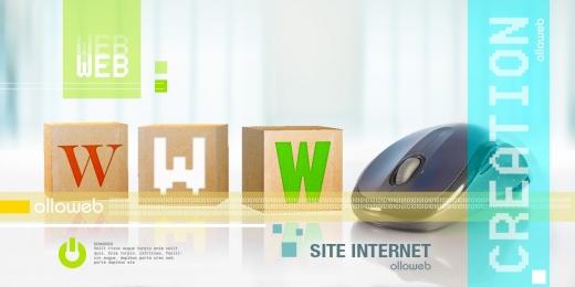Création de site internet à Moussy
