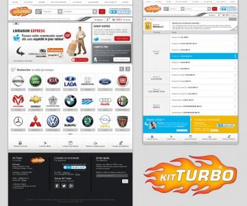 Création de site internet e-commerce pour l'entreprise Flexauto