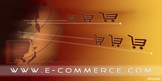 Cr�ation de boutique e-commerce originale