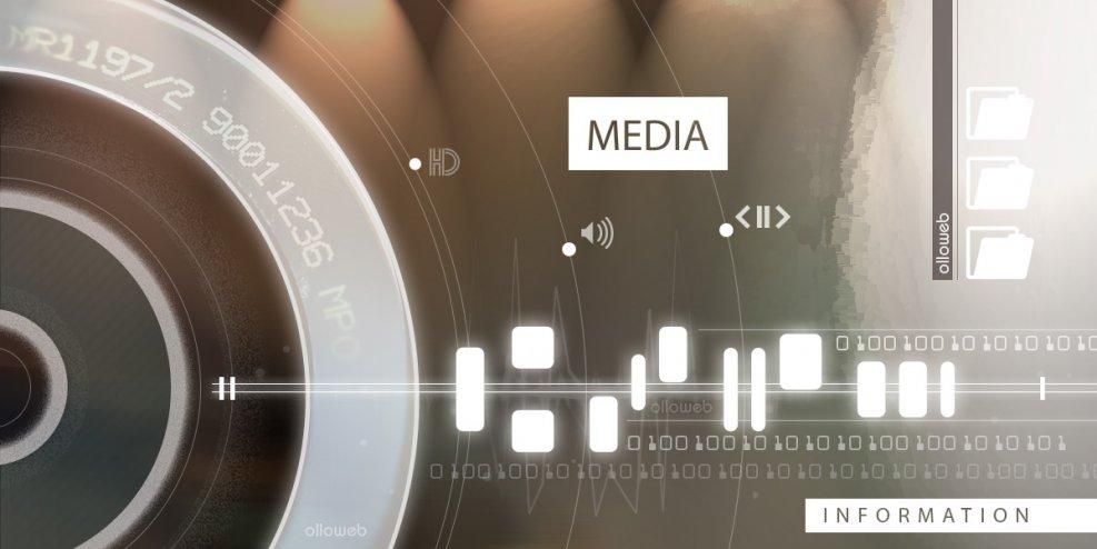Création de site internet d'information média.