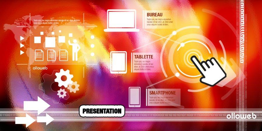Création de site de présentation
