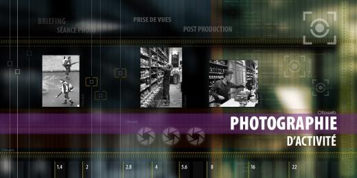 Cr�ation de photographies pour entreprise