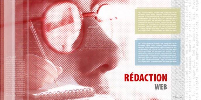 Rédaction pour site internet d'information