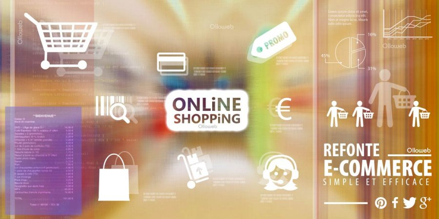 Refonte de site e-commerce
