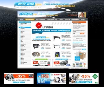 cr ation de site internet de pr sentation de solutions automobile cr ation de site internet. Black Bedroom Furniture Sets. Home Design Ideas